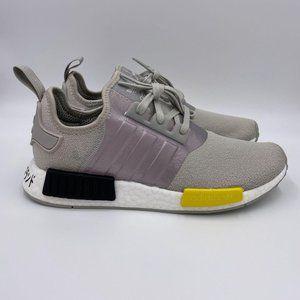 adidas NMD R1 Metal Grey Mens Shoes